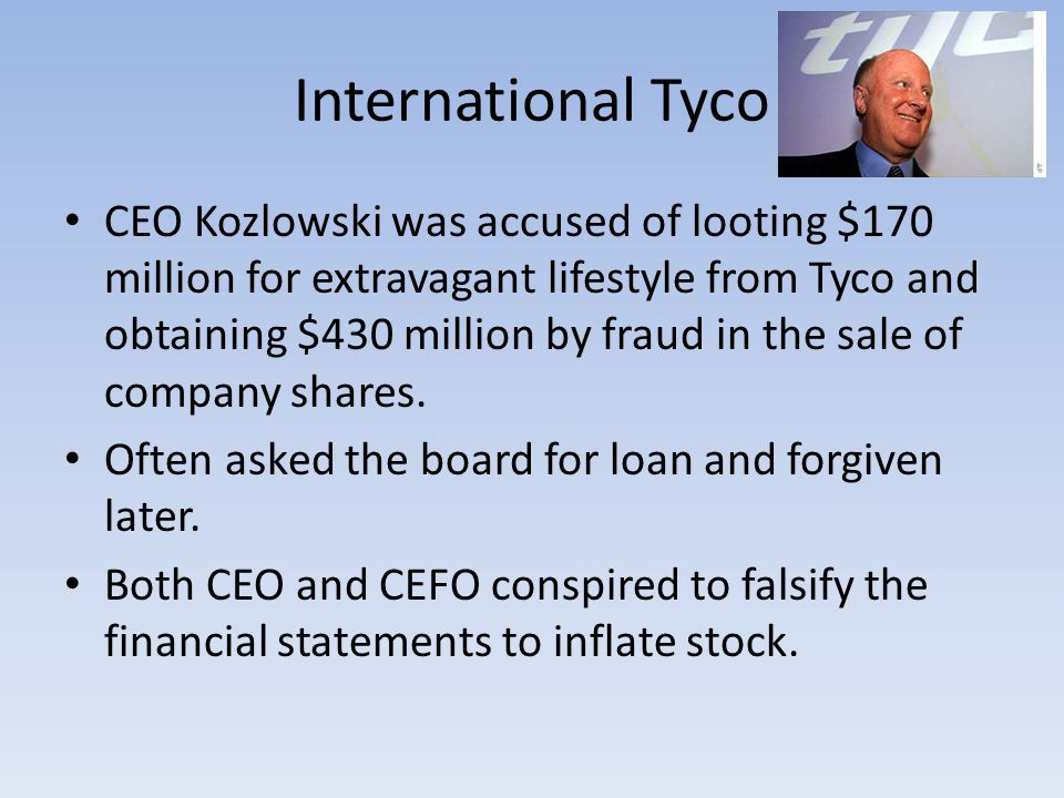 International Tyco