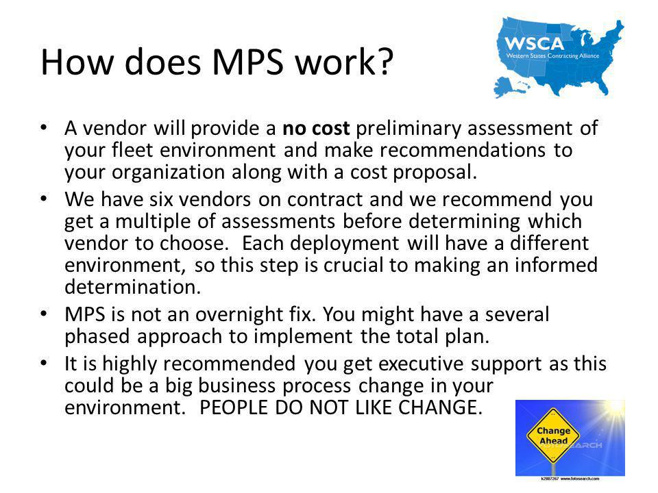 How does MPS work