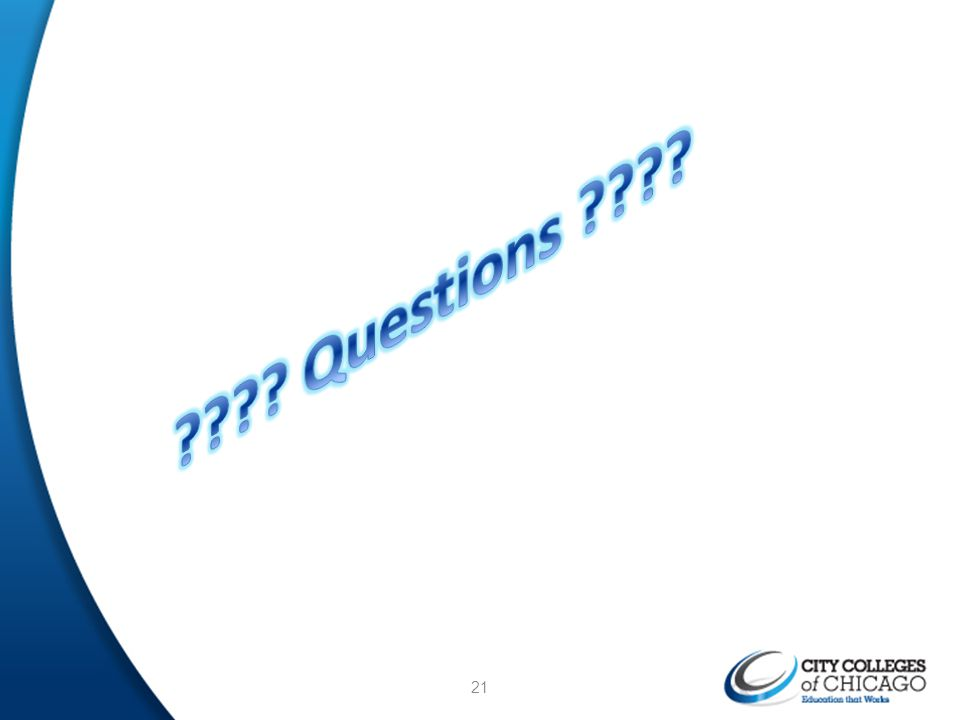 Questions 21