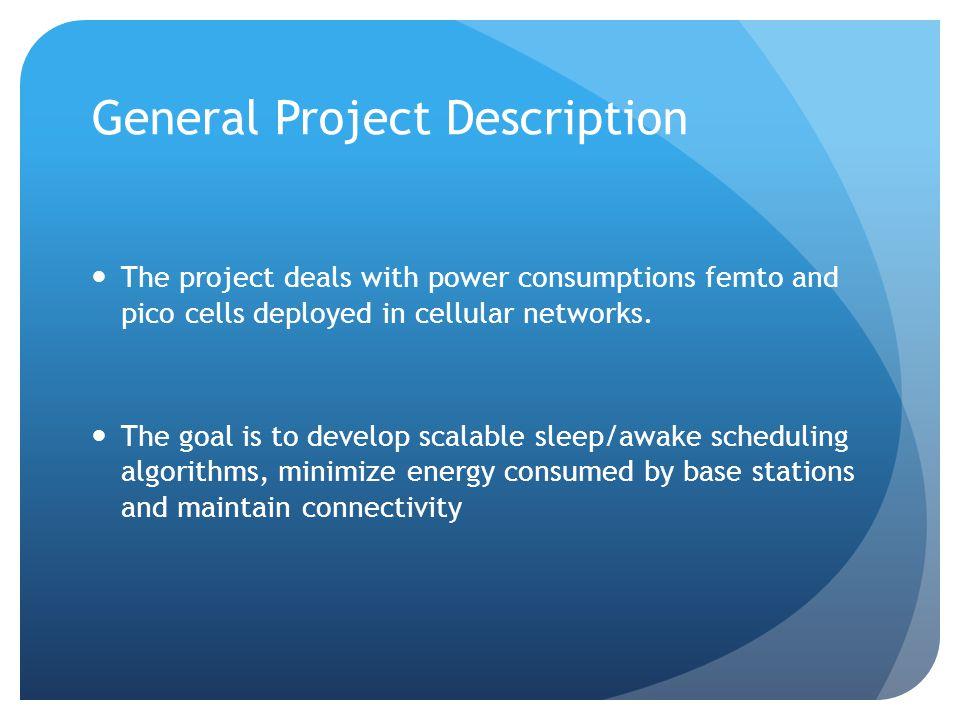 General Project Description