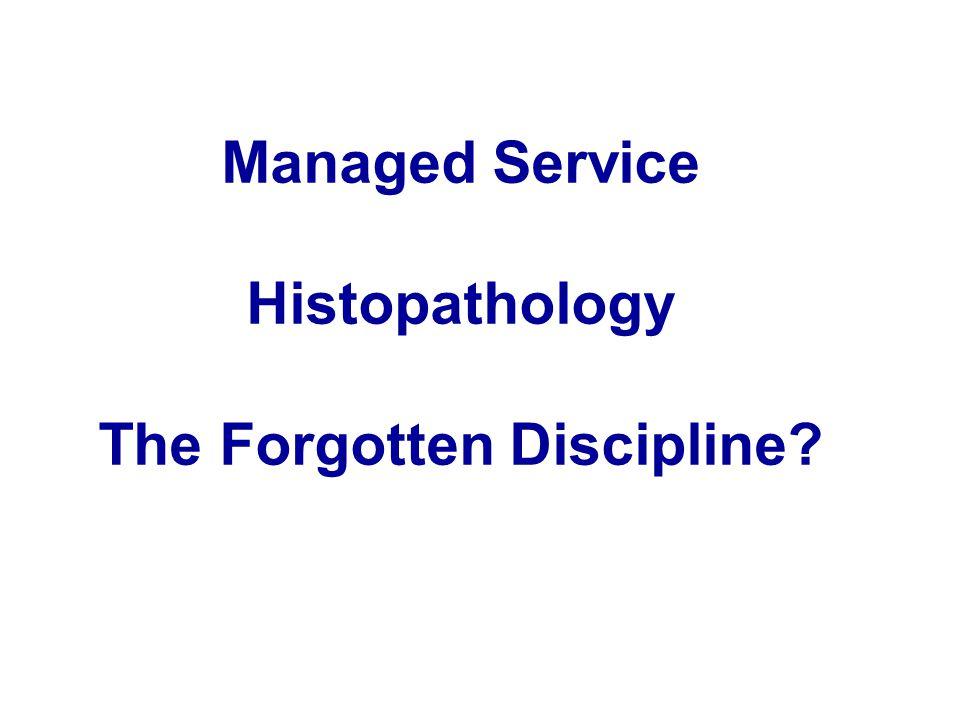 The Forgotten Discipline