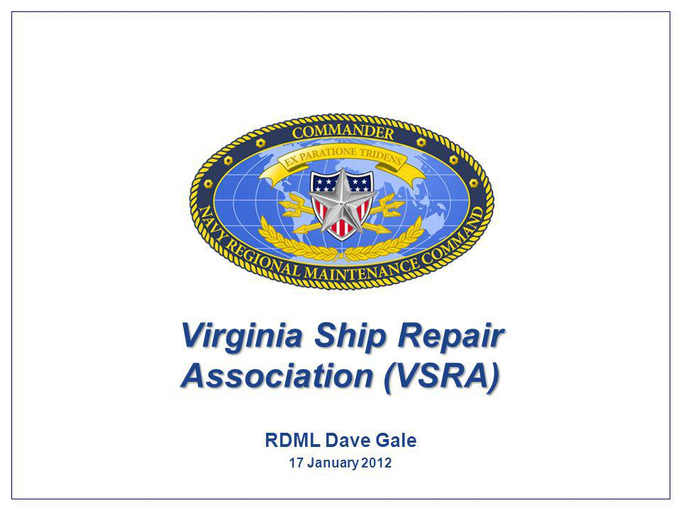 Virginia Ship Repair Association (VSRA)