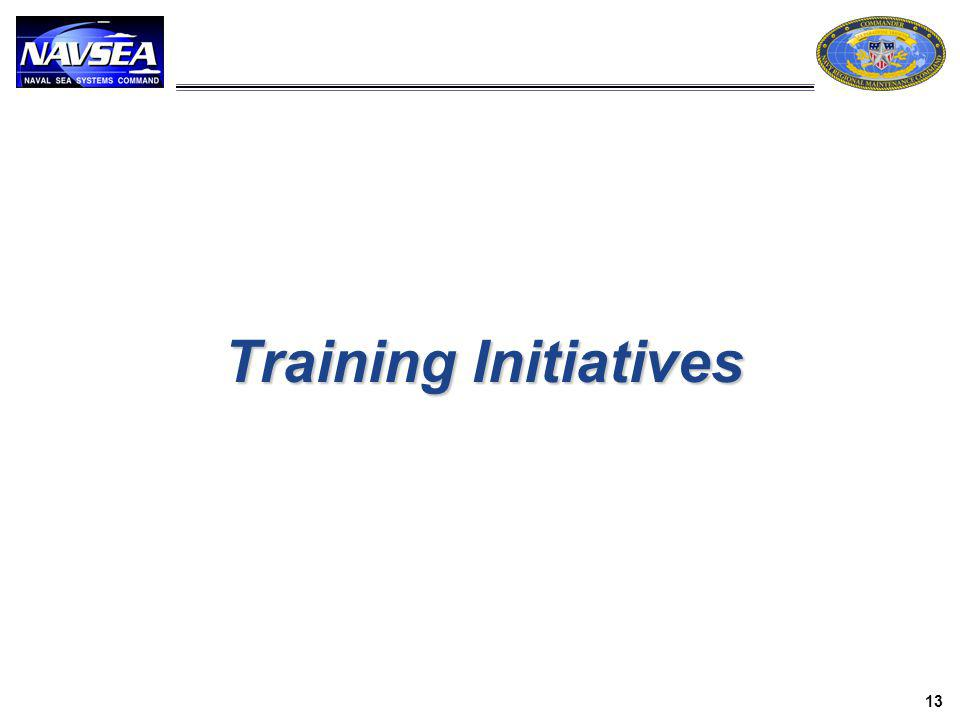 Training Initiatives