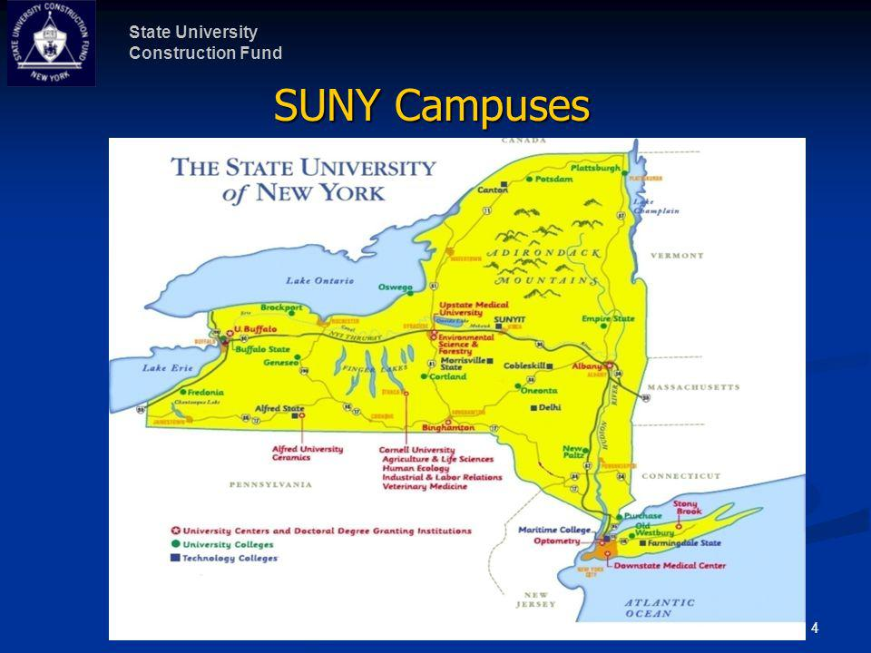 SUNY Capital Program Summary