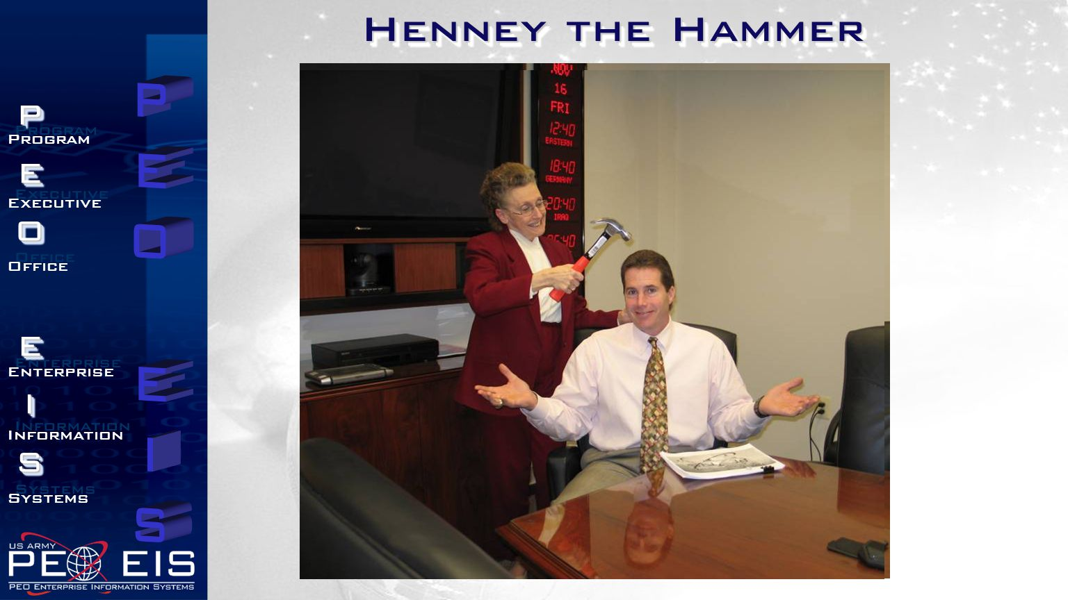 Henney the Hammer