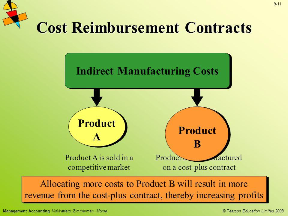 Cost Reimbursement Contracts