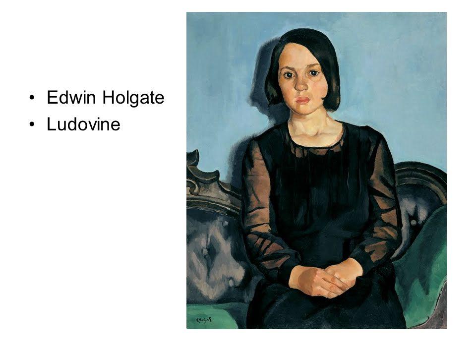 Edwin Holgate Ludovine