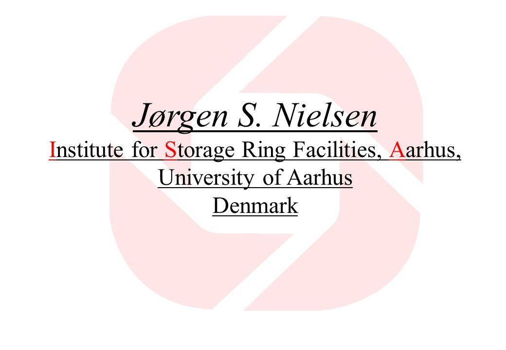 Institute for Storage Ring Facilities, Aarhus,