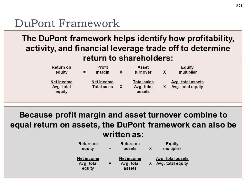 DuPont Framework