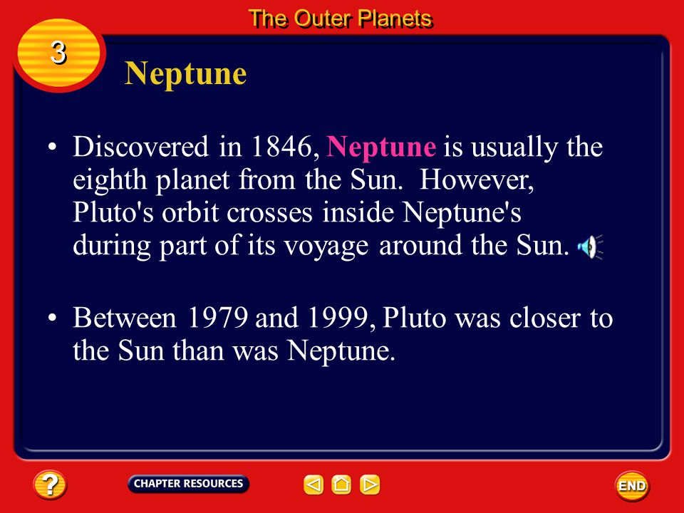 The Outer Planets 3. Neptune.