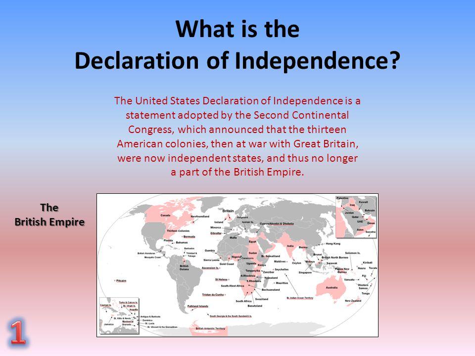 understanding the declaration of independence ppt video online download. Black Bedroom Furniture Sets. Home Design Ideas