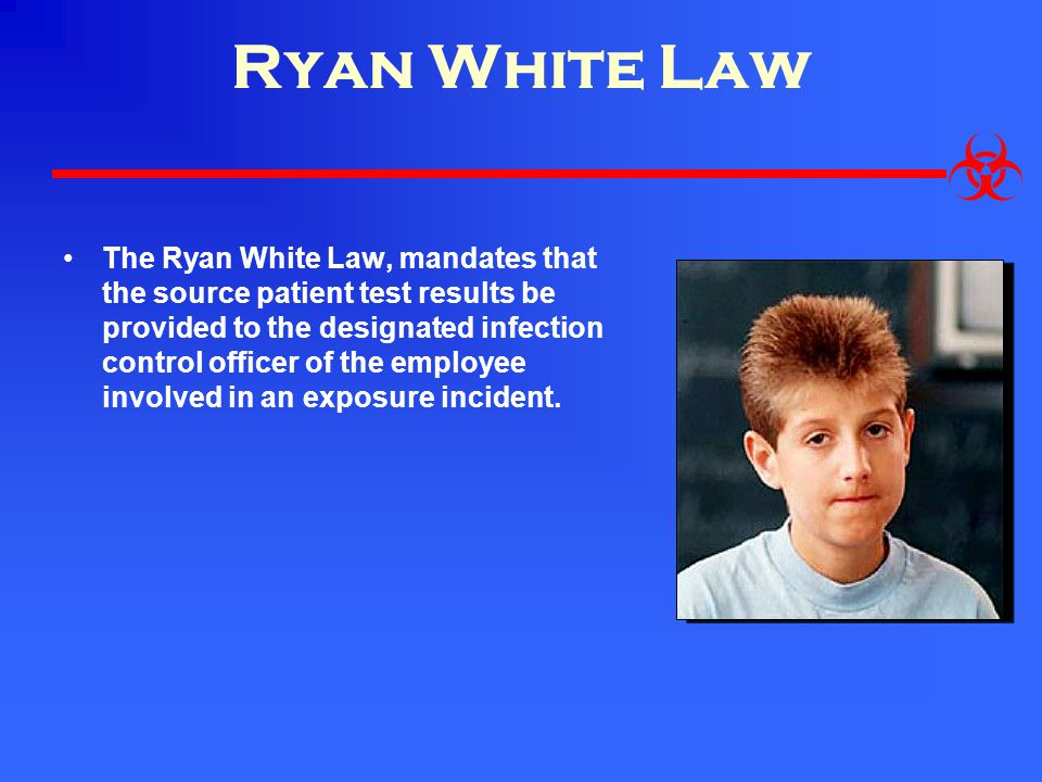 Ryan White Law