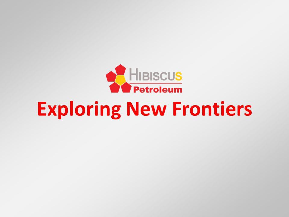 Exploring New Frontiers