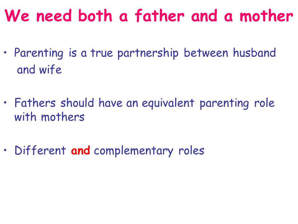 Children with one parent or divorced parents