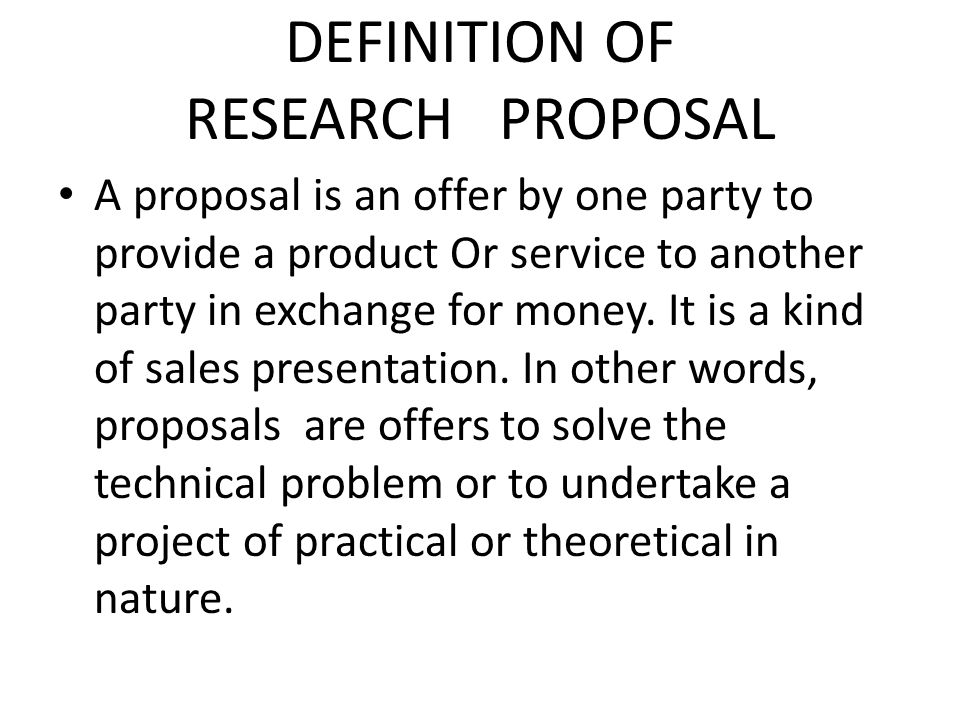 Research Proposal DrUrja Mankad  Ppt Download