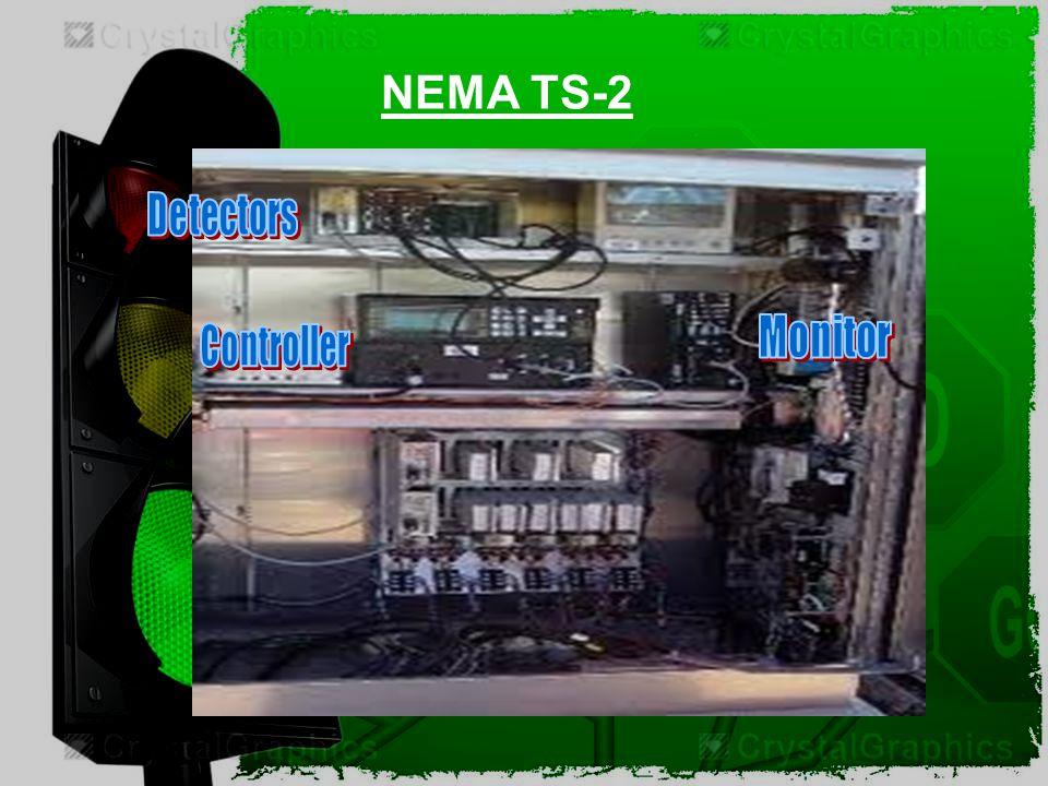 Detectors Monitor Controller