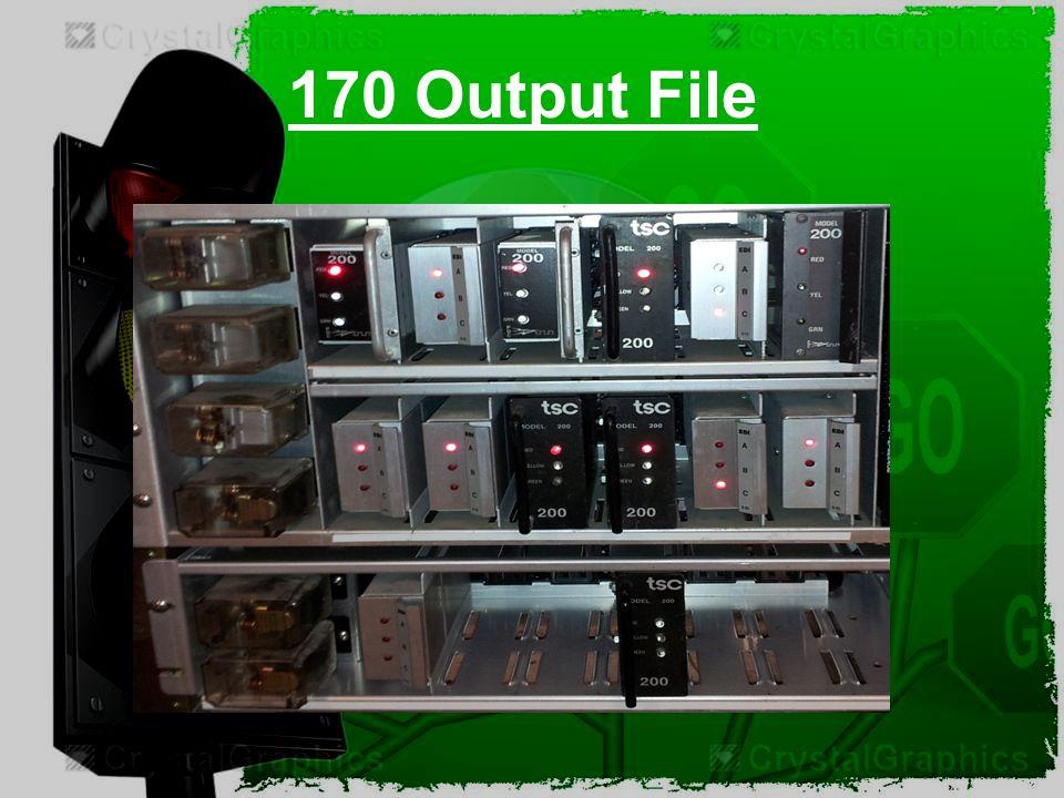 170 Output File