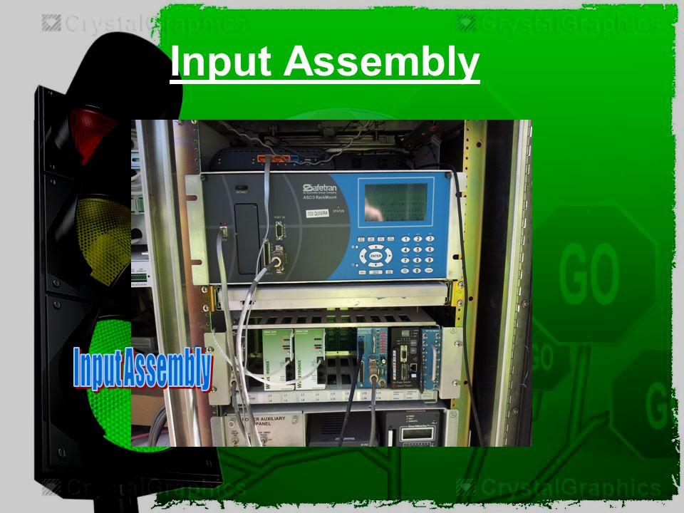 Input Assembly Input Assembly