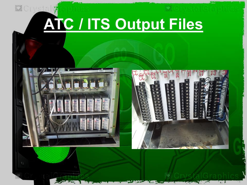 ATC / ITS Output Files