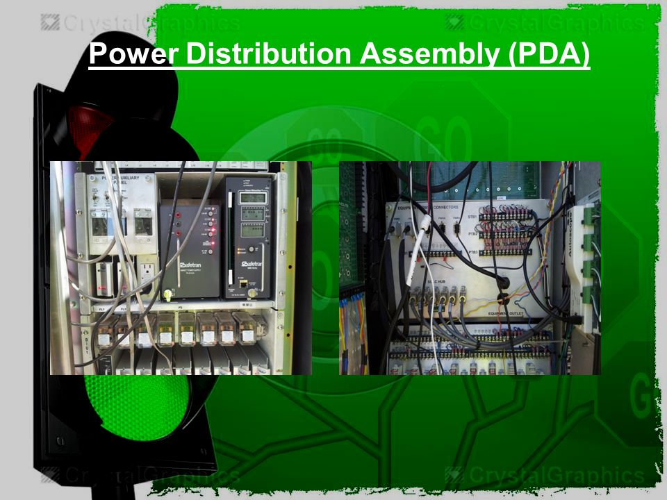 Power Distribution Assembly (PDA)