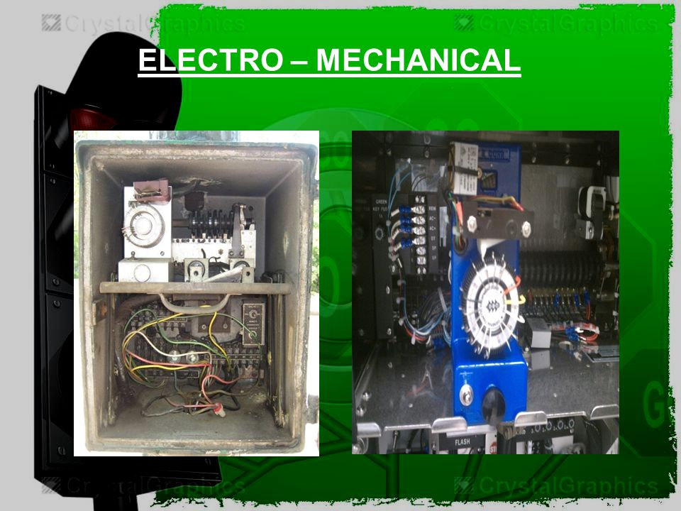 ELECTRO – MECHANICAL