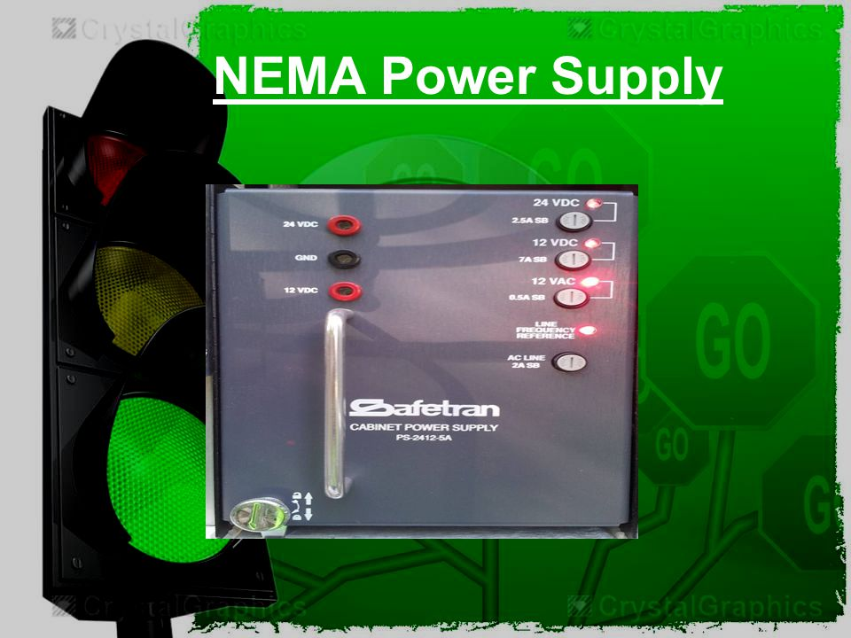 NEMA Power Supply