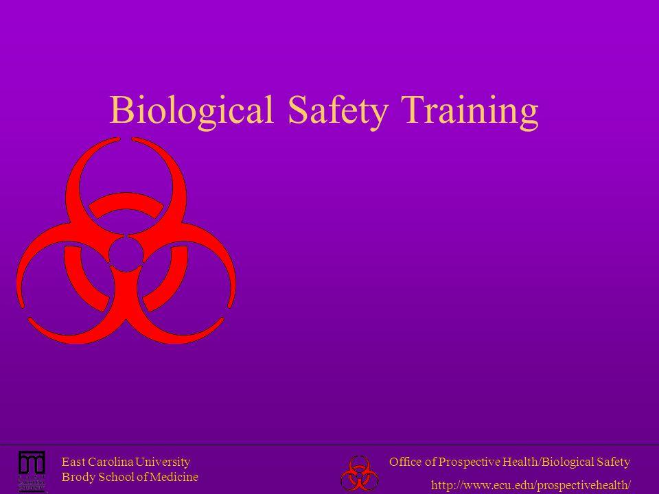 Biological Safety Training