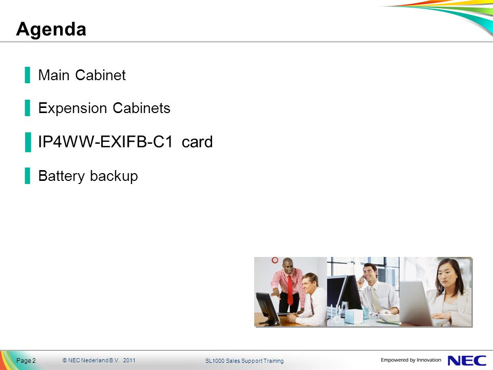 Agenda IP4WW-EXIFB-C1 card Main Cabinet Expension Cabinets