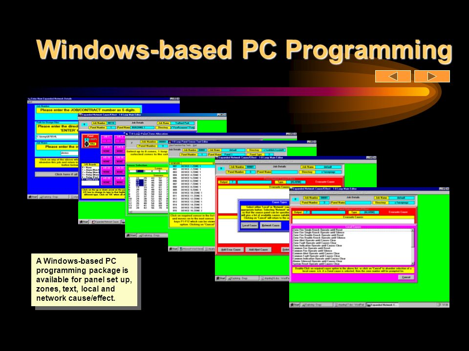 Windows-based PC Programming