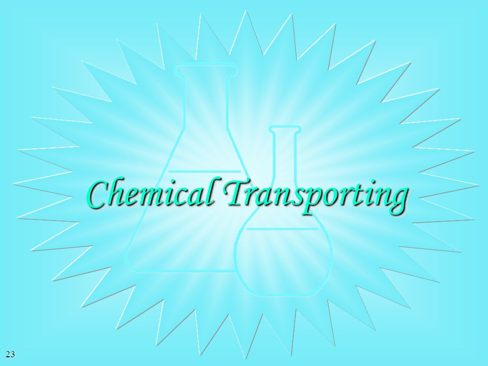 Chemical Transporting