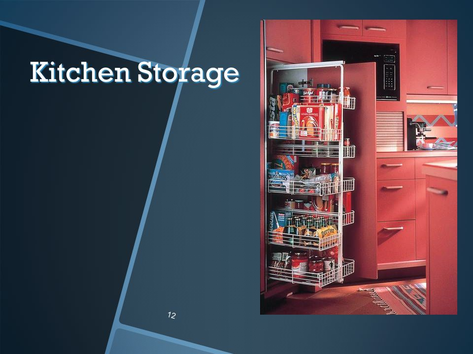 Kitchen Storage 12