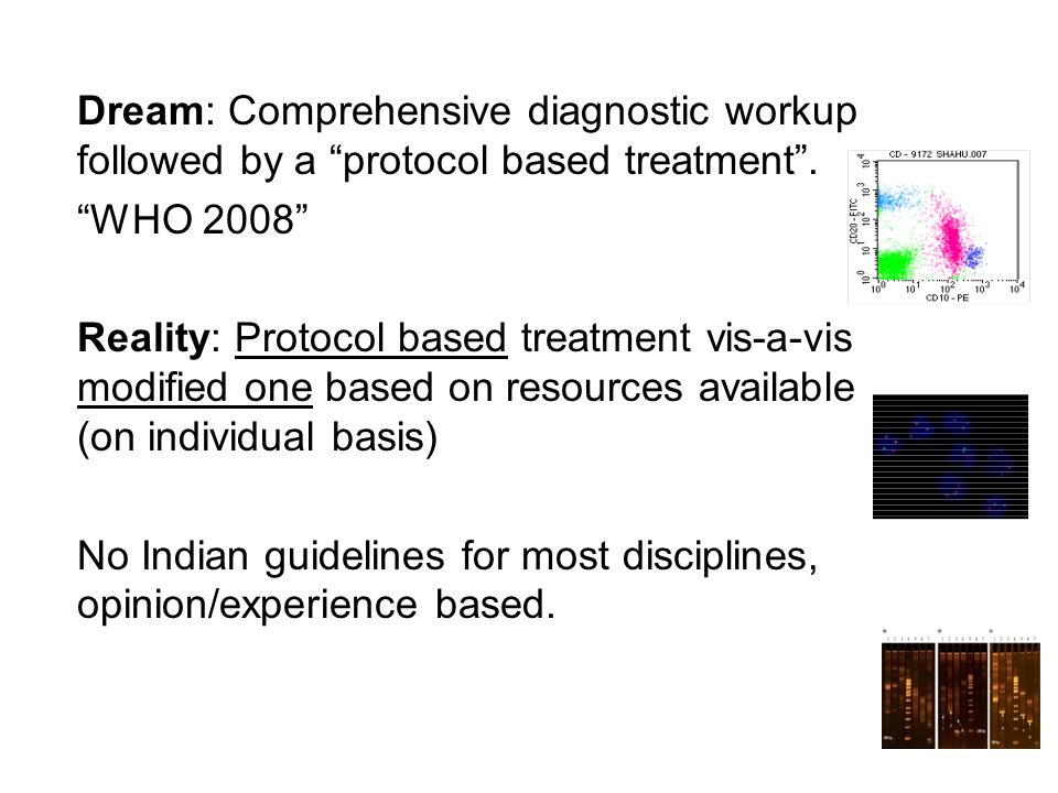 No Indian guidelines for most disciplines, opinion/experience based.