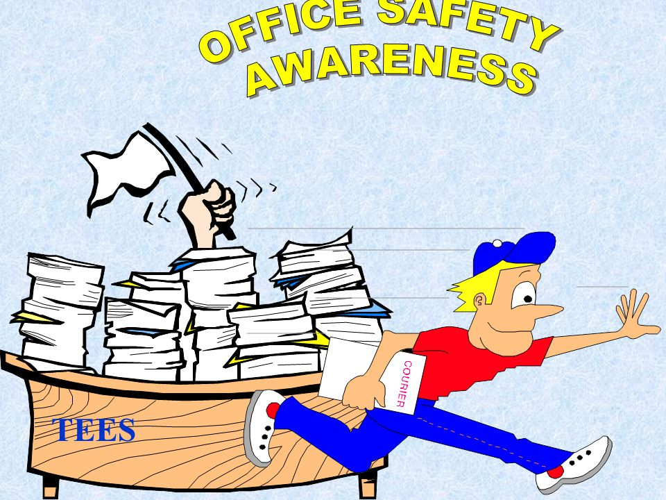 OFFICE SAFETY AWARENESS TEES