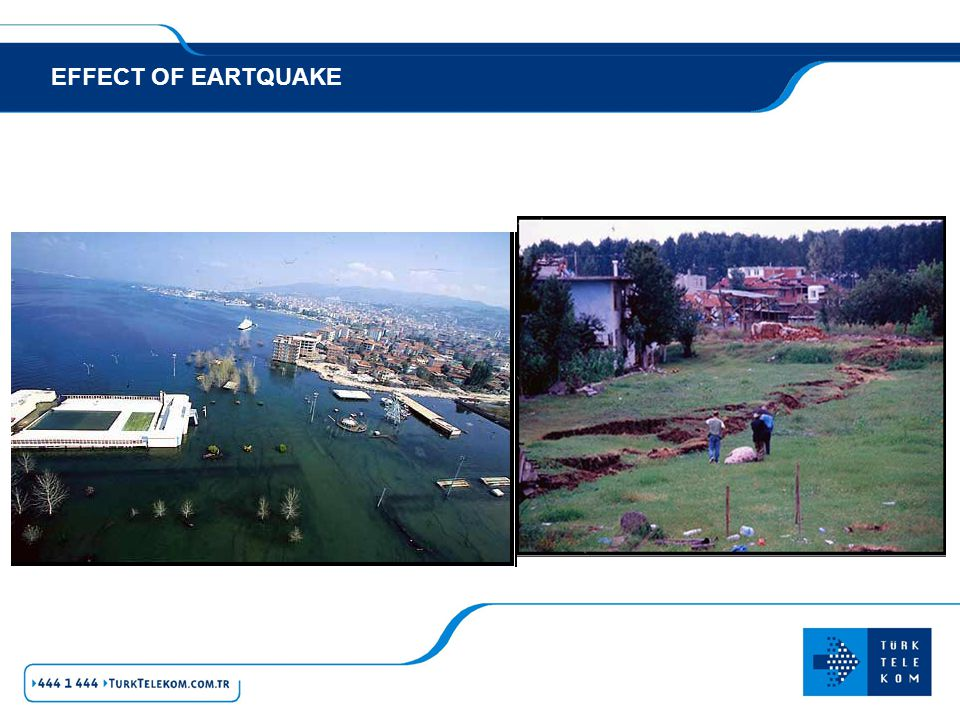 EFFECT OF EARTQUAKE