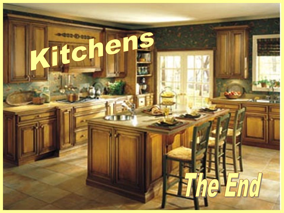 Kitchens The End