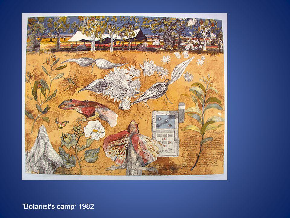 The Art of Botanist s camp' 1982