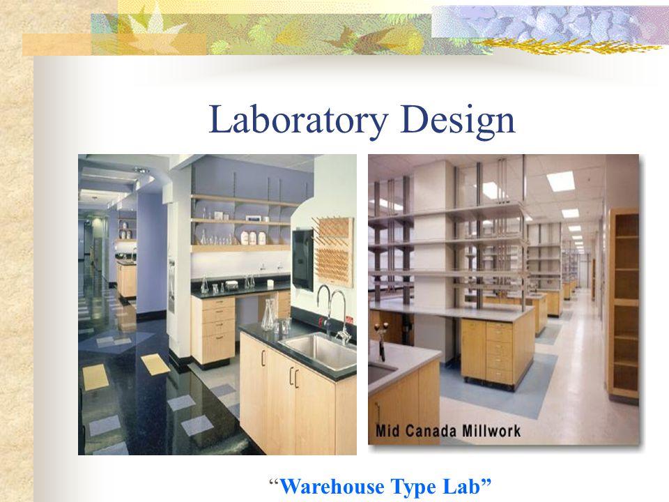 Laboratory Design Warehouse Type Lab