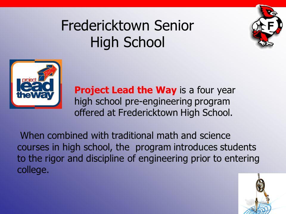 Fredericktown Senior High School