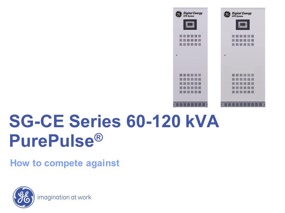SG-CE Series 60-120 kVA PurePulse®