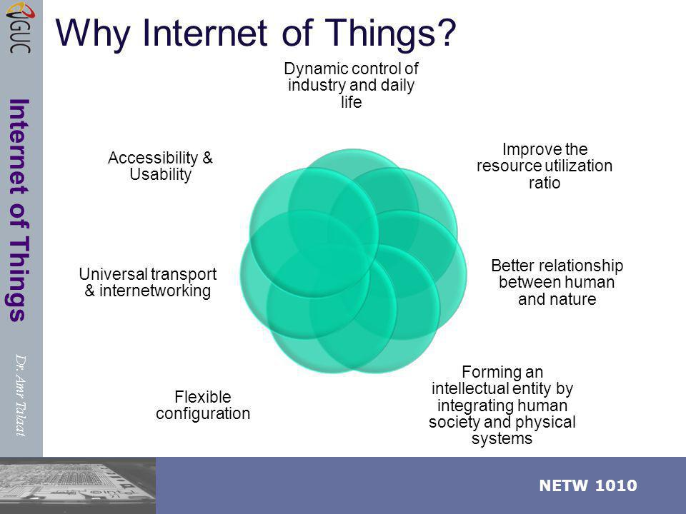 Why Internet of Things 1 and 2 factors are about Resource Efficiency,