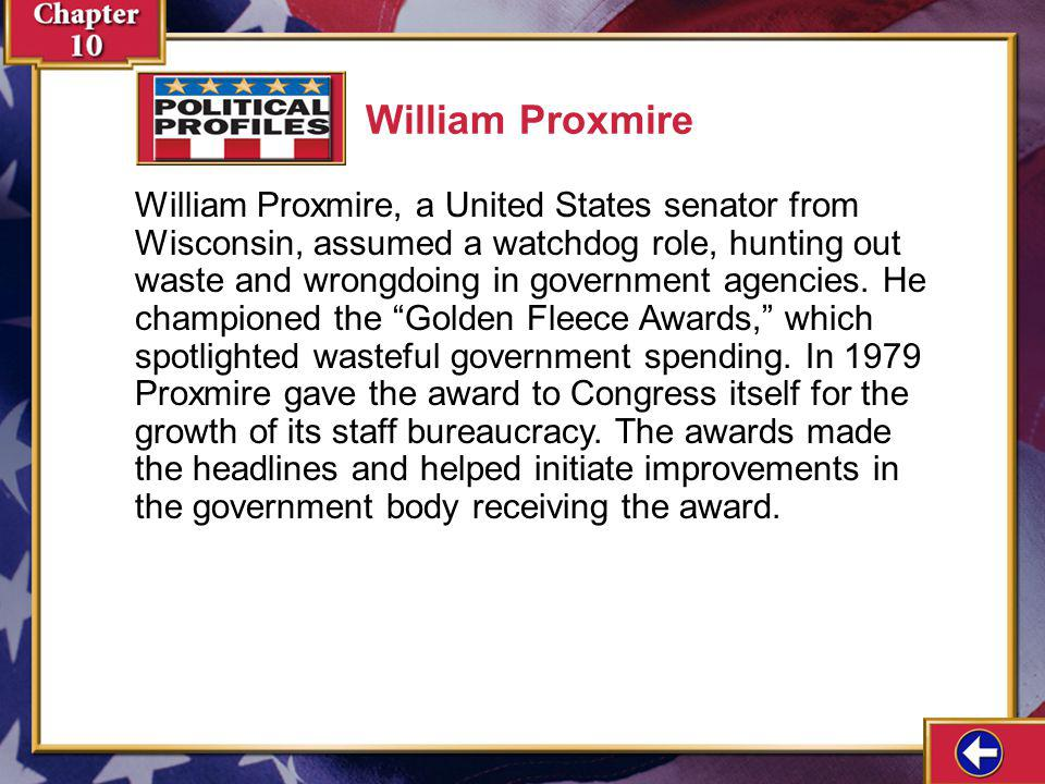 William Proxmire