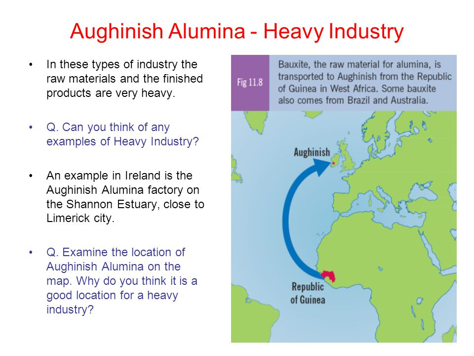 Aughinish Alumina - Heavy Industry