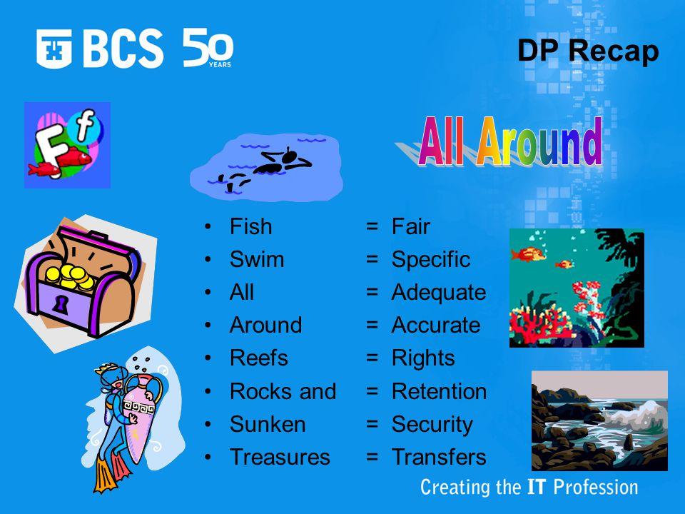 All Around DP Recap Fish Swim All Around Reefs Rocks and Sunken