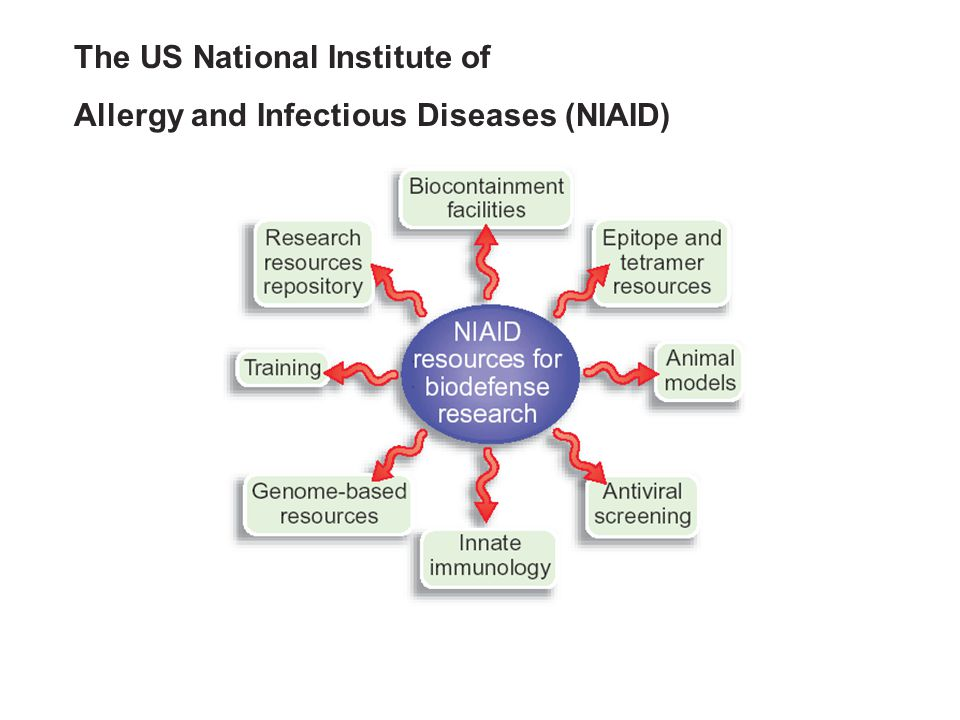 The US National Institute of