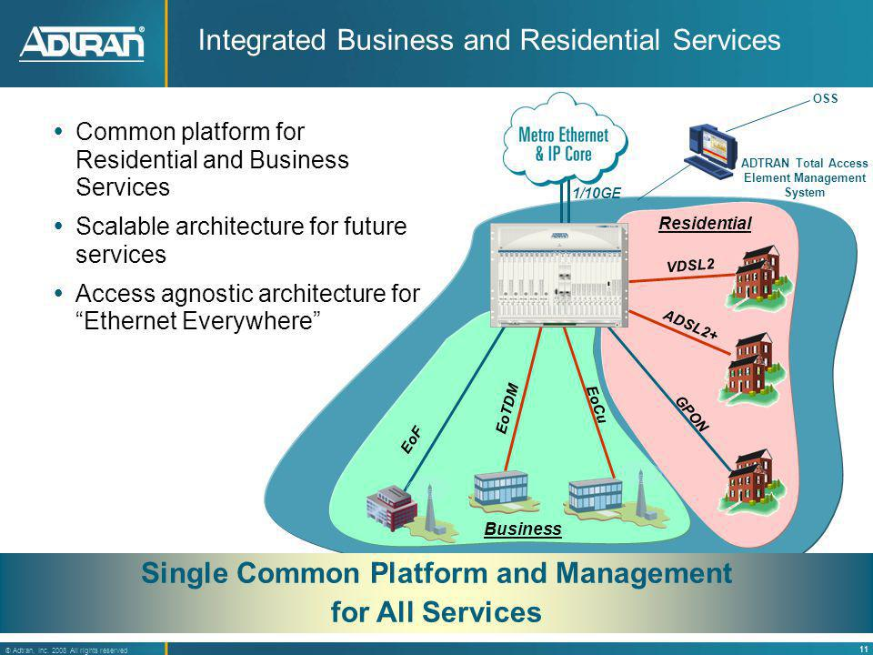 Integrated Business and Residential Services