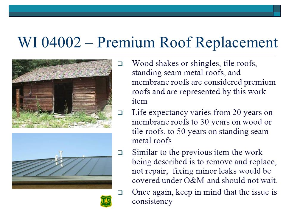 WI 04002 – Premium Roof Replacement
