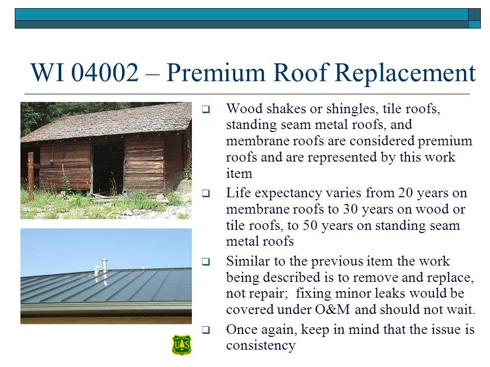 WI 04002 – Premium Roof Replacement
