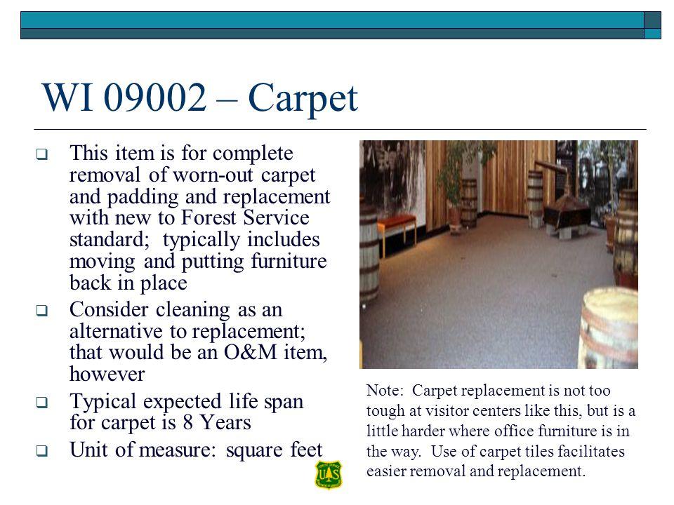 WI 09002 – Carpet