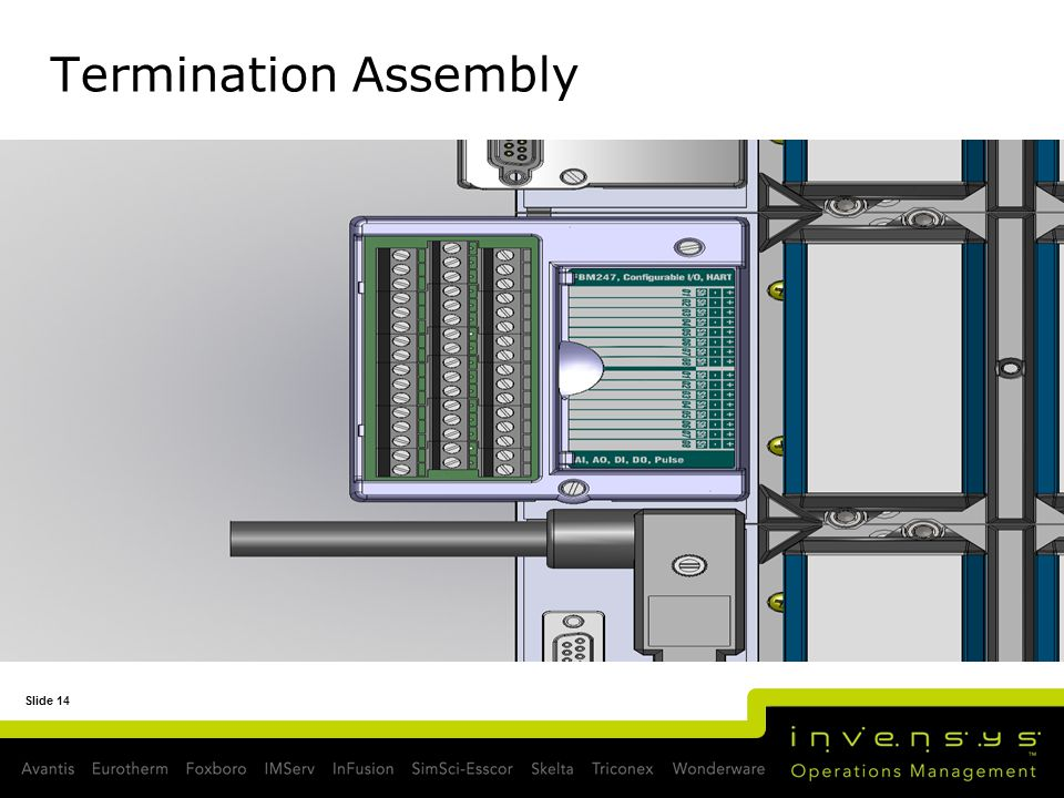 Termination Assembly