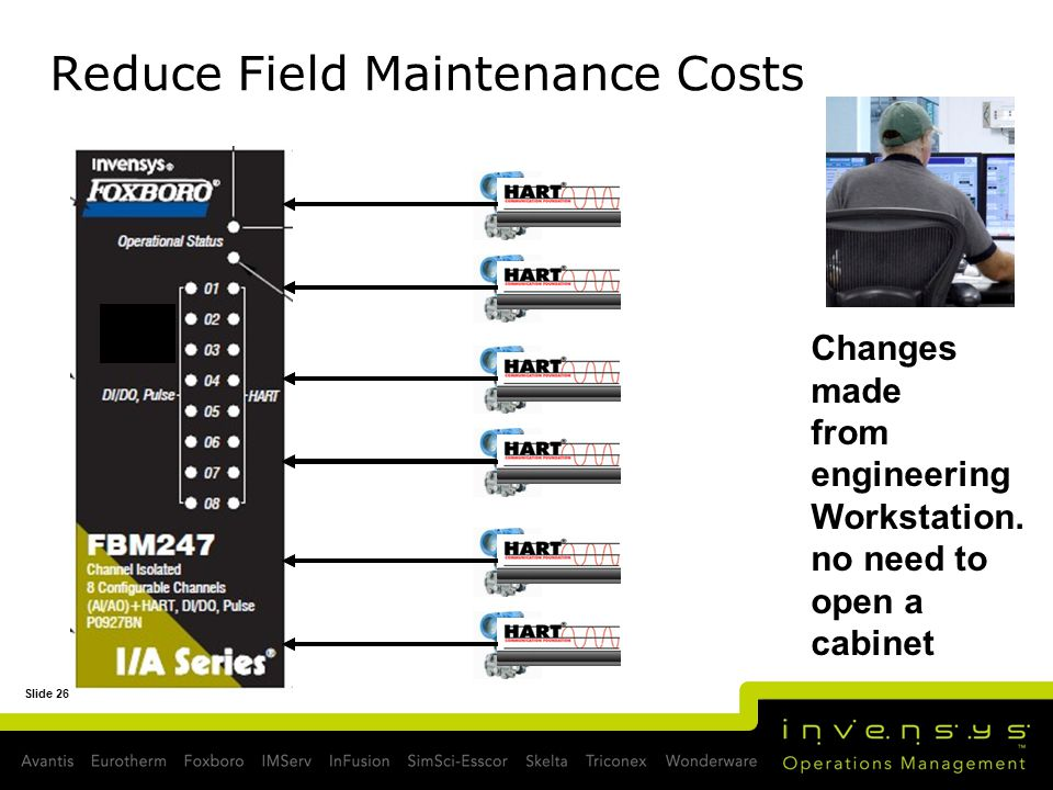 Reduce Field Maintenance Costs